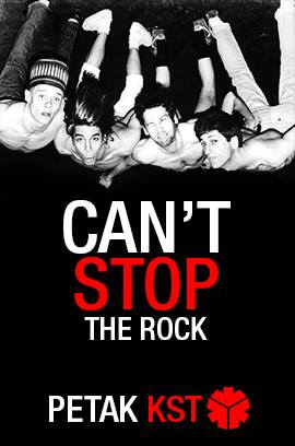 CAN'T STOP THE ROCK 10.12.