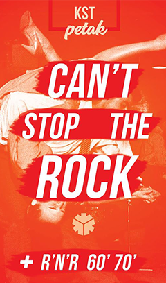 CAN'T STOP THE ROCK 03.02.