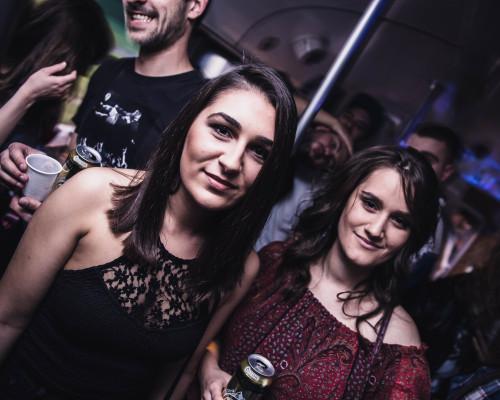 TRAMVAJ ŽURKA + LADIES NIGHT 21.05.