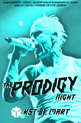 PRODIGY NIGHT 30.06.