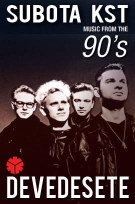 90's + SILENT DISCO 11.03.