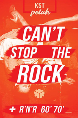 CAN'T STOP THE ROCK + GRUNGE 24.11.