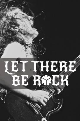 LET THERE BE ROCK 21.03.