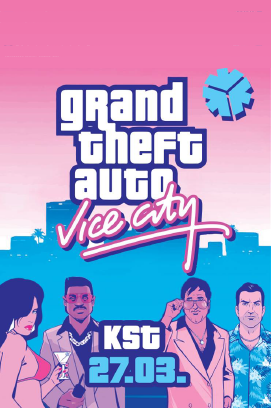 GTA Vice City FM Night 27.03.